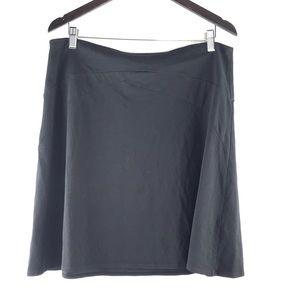 Patagonia A Line Flare Mini Skirt